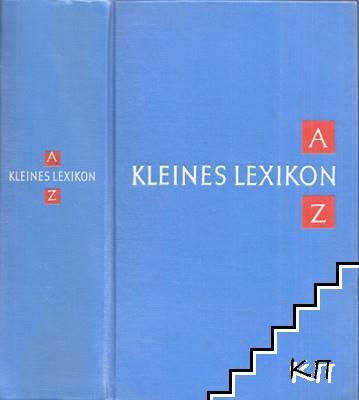 Kleines Lexikon A-Z