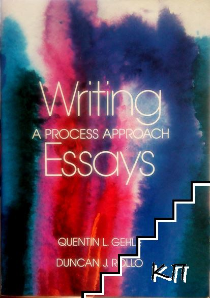 Writing Essays: A Process Approach