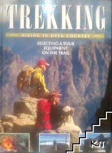 Trekking: Hiking in open country