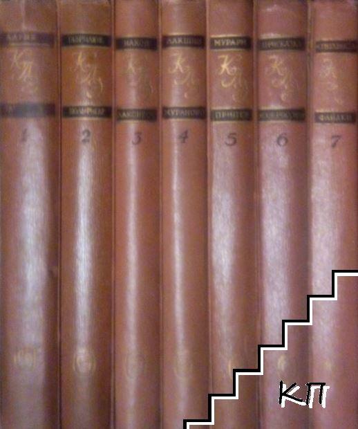 Краткая литературная энциклопедия. Том 1-7