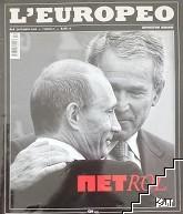 L'Europeo. Бр. 4 / октомври 2008