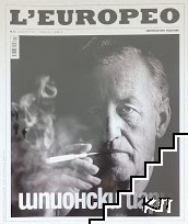 L'Europeo. Бр. 11 / декември 2009