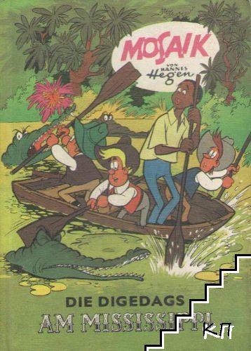 Mosaik: Die Digedags am Mississippi