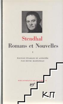 Romans et nouvelles. Tome 1