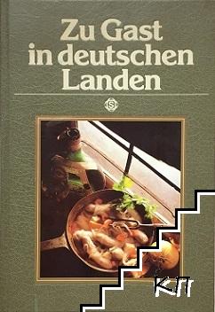 Zu Gast in deutschen Landen