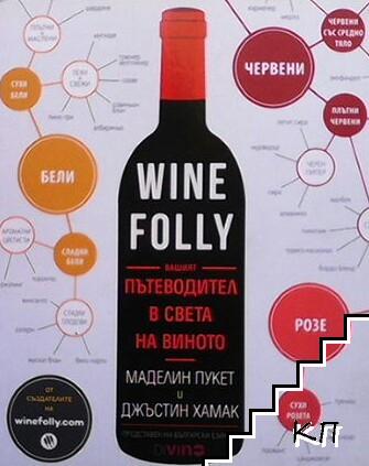 Вашият пътеводител в света на виното. Wine Folly