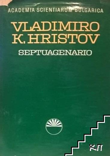 Vladimiro K. Hristov