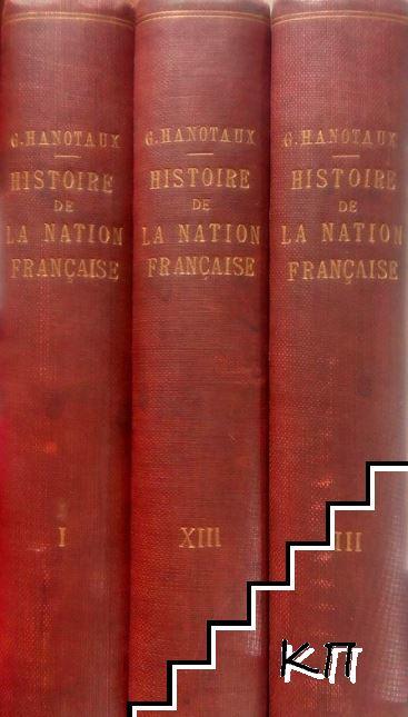Histoire de la Nation Française. Tome 1, 3, 13