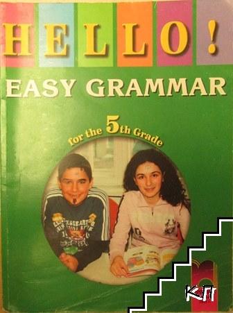 Hello! Easy Gramar for 5th Grade