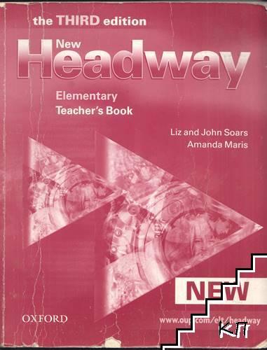 New Headway. Teacher's book: Elementary