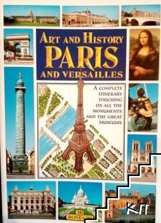 Art and History Paris and Versailles