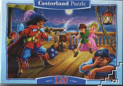 Пъзел Касторланд: Пирати