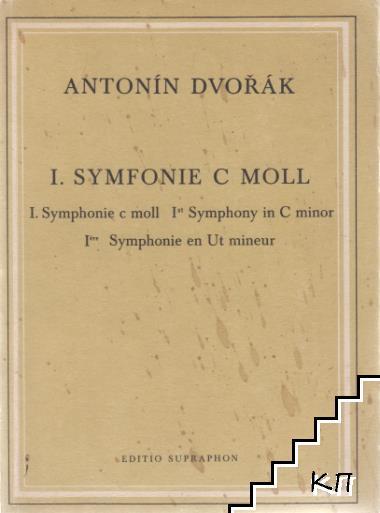 I. Symfonie c moll