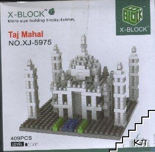 Пъзел: Конструктот Тадж Махал