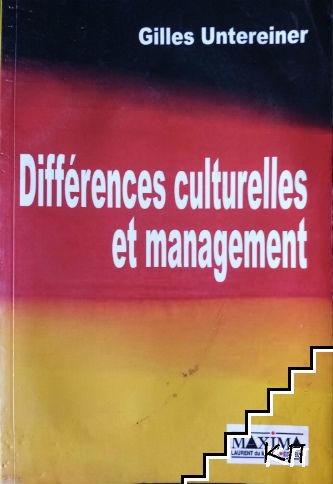Différences culturelles et management
