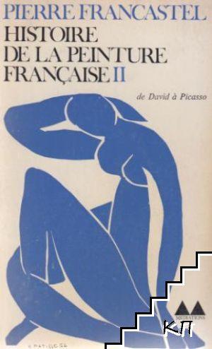 Historie de la peintute Française II. De David a Picasso