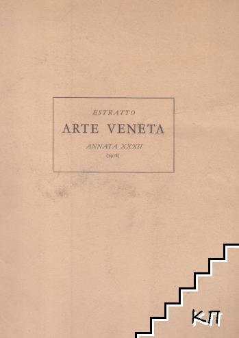 Arte Veneta: Annata XXXII (1978)