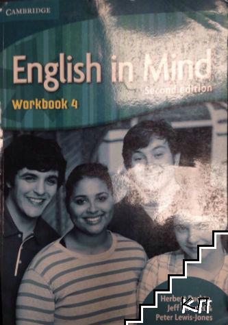 English in Mind. Workbook 4