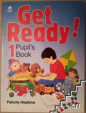 Get Ready! Pupil's book 1