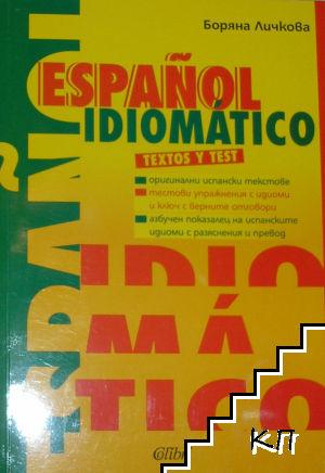 Español idiomatico