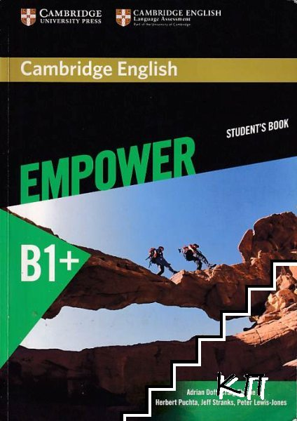 Empower. B1+.B2. Student's Book + Workbook