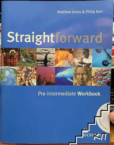 Straightforward Pre-Intermediate: Student's Book. Workbook with CD-ROM