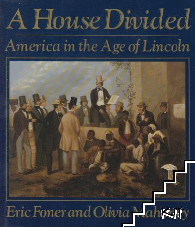 A house divided: America in the age of Lincoln