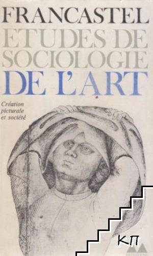 Etudes de Sociologie de L'Art