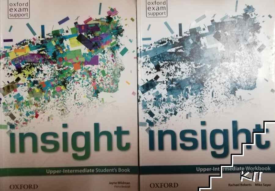 Insight Upper-Intermediate. Student's Book + Workbook