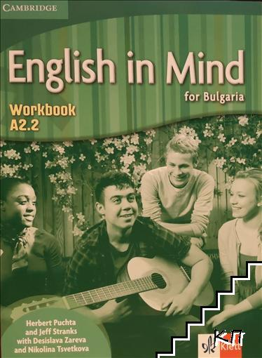 English in Mind for Bulgaria. Workbook A 2.2 + CD