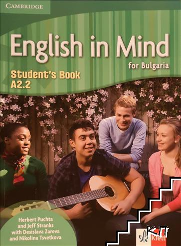 English in Mind for Bulgaria. Student's book A 2.2