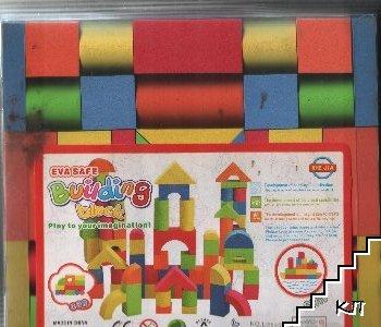 Пъзел: Конструктор с флекс блокчета