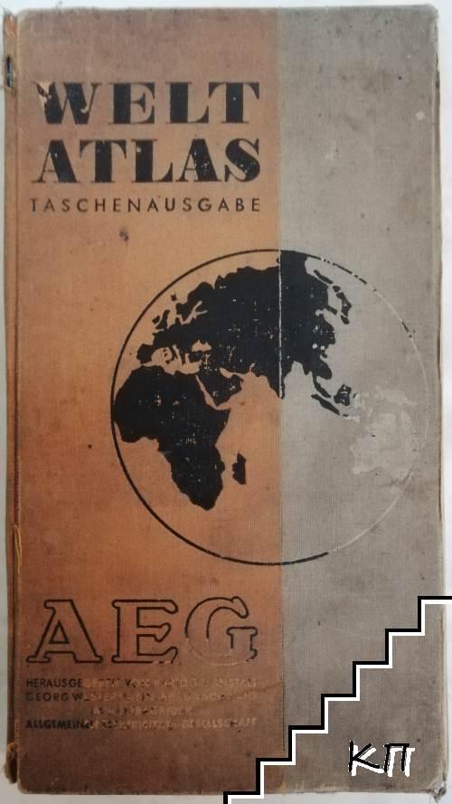 Welt Atlas