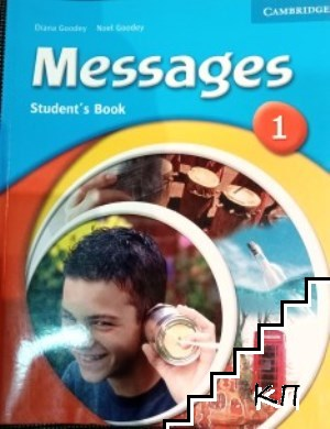 Messages 1. Student's book