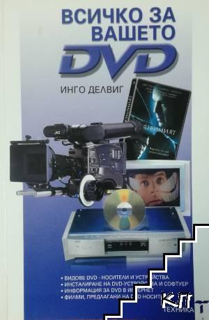 Всичко за вашето DVD