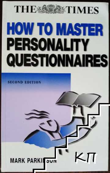 The Times How to Master Personality Questionnaires