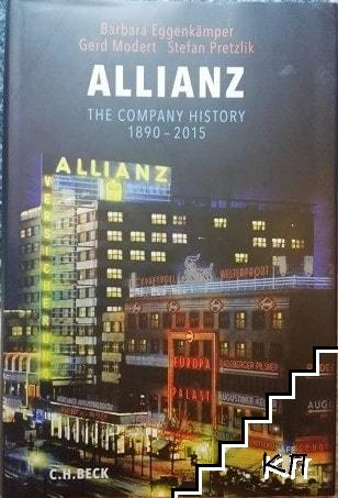 Allianz: The Company History 1890-2015