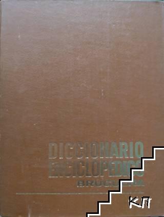 Diccionario Enciclopédico. Tomo 3