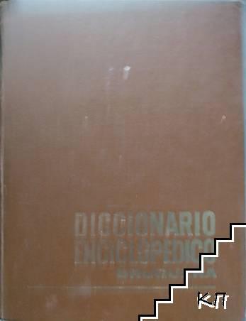 Diccionario Enciclopédico. Tomo 1