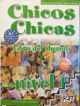 Chicos Chicas A1. Libro del alumno