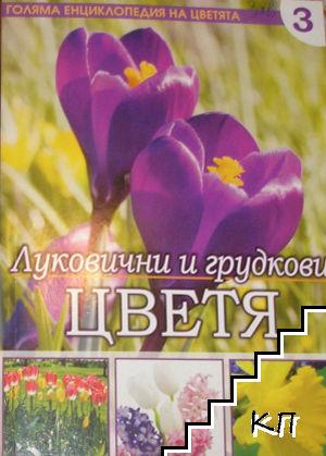 Голяма енциклопедия на цветята. Том 3: Луковични и грудкови цветя