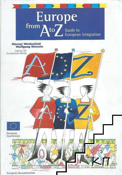 Europe from A to Z