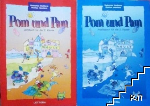 Pom und Pam. Lehrbuch und Arbeitsbuch für die 2. klasse