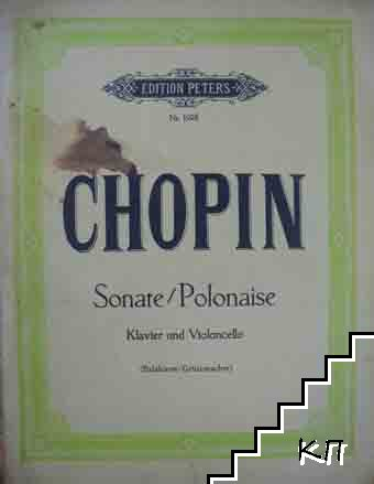 Sonate / Polonaise