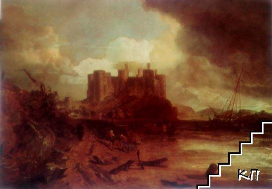 Conwy Castle - J. M. W. Turner