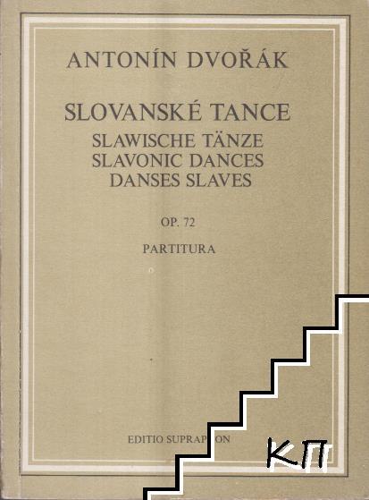 Slovanske tance