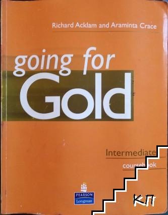 Going for Gold Intermediate. Cоursebook