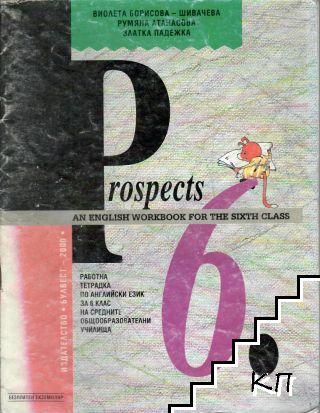 Prospects. Работна тетрадка по английски език за 6. клас