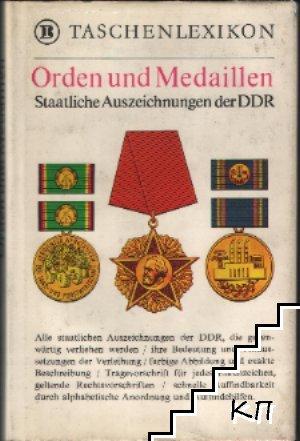 Orden und Medaillen
