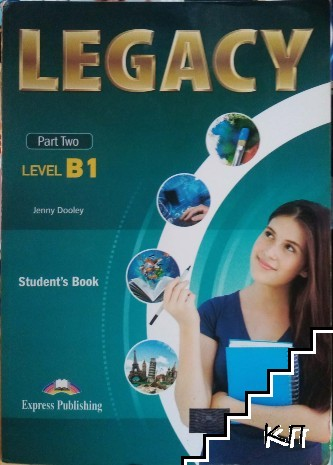 Legacy B1 Part 2: Student's Book